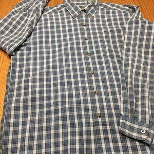 L. L. Bean button up shirt. Size L.
